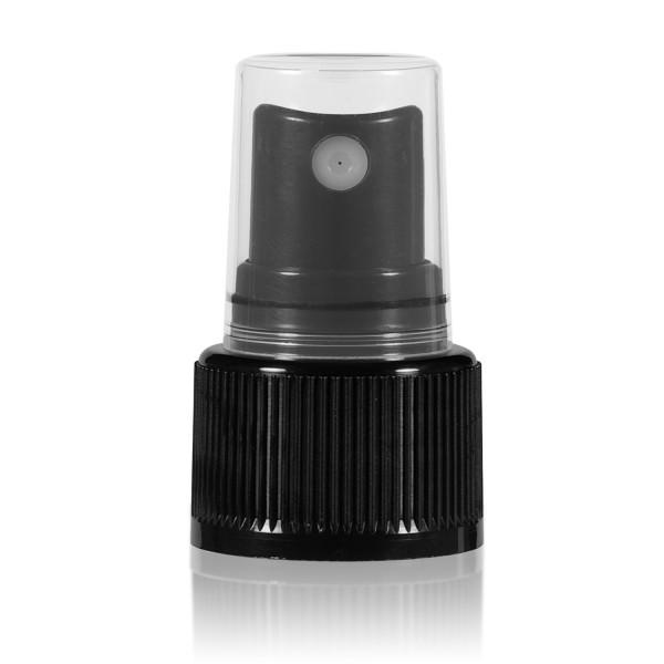 Pompe de spray PP noir 24.410