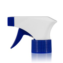 Triggerpomp PP blanc/bleu 28.410
