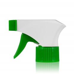 Triggerpomp PP blanc/vert 28.410